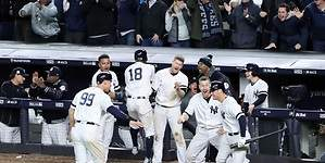 Yankees empatan la serie y sueñan con Clásico de Otoño