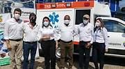 Palmicultores se unieron para donar ambulancia a hospital de Tibú