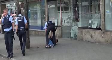 Un refugiado sirio mata a una mujer con un machete en Reutlingen