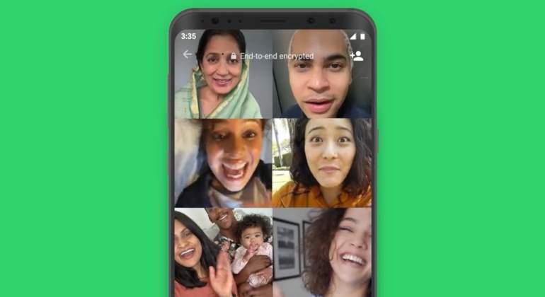 Nuevo botón de WhatsApp te permite unirte a videollamadas aunque ya hayan empezado