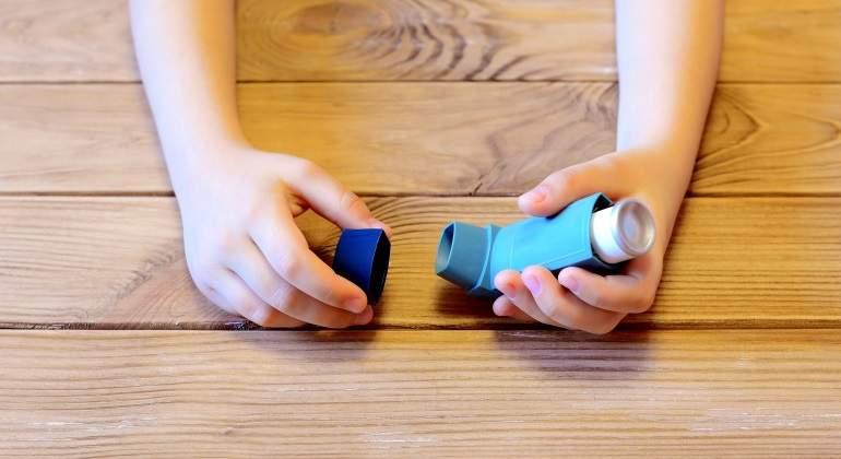 Las personas con asma tienen mayor riesgo de volverse obesas, según un estudio de ISGlobal