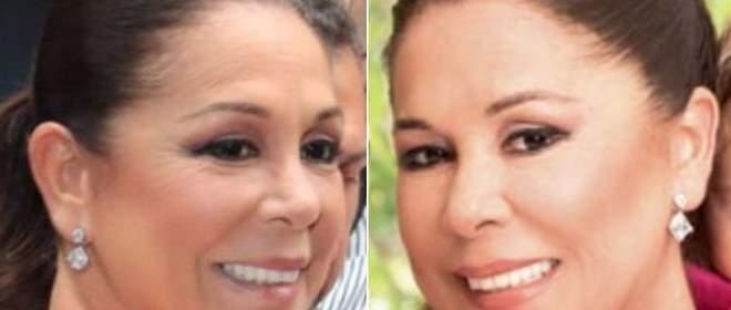 El escandaloso Photoshop de Isabel Pantoja en la portada de Hola