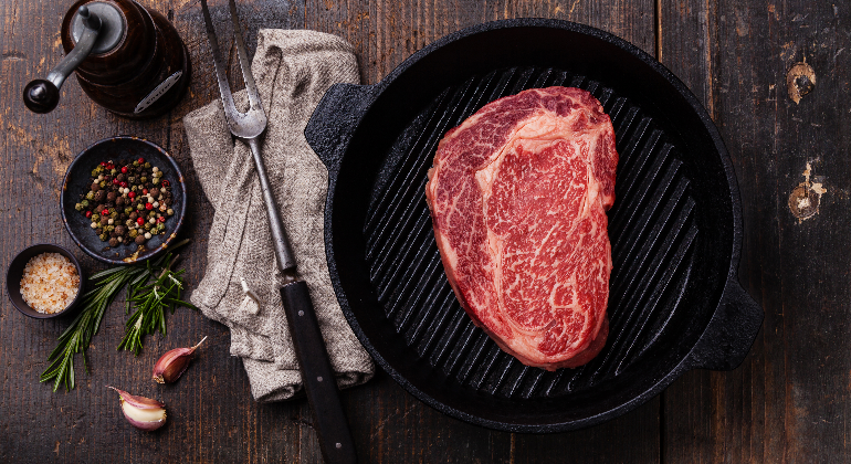 Carne: presentan un estudio para conocer el paladar europeo