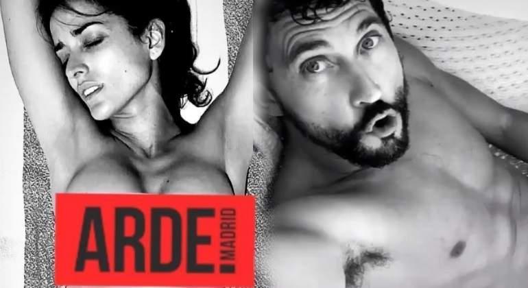 Paco León Desnuda A Su Elenco Para Promocionar Arde Madrid De