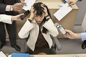 El estrés... ¿accidente de trabajo?