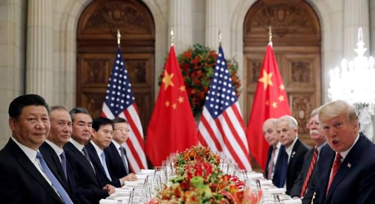 Tregua entre EEUU y China  frenan los aranceles 90 días para poder negociar 42deced1ceb