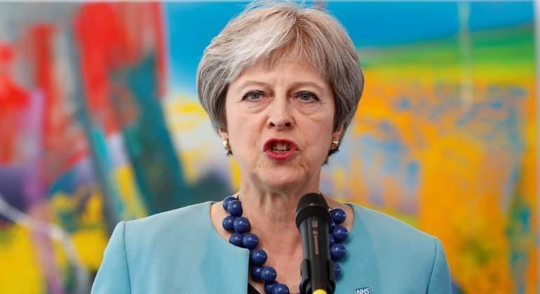 El apego de May a su plan del Brexit amplía el riesgo de una salida caótica