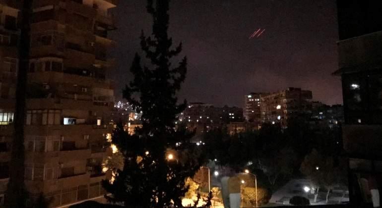 EEUU, Francia y Reino Unido atacan Siria sin avisar a Rusia
