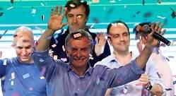 El partido de Macri derrota a Kirchner en Argentina