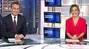 ¡Calla!: la sorprendente despedida de José Ribagorda y Ángeles Blanco en Informativos Telecinco