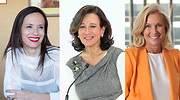 Quiénes son las tres únicas mujeres que mandan en el Ibex 35