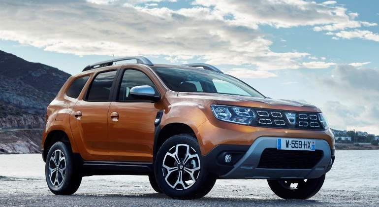 dacia duster 2018 las cuatro claves de la renovaci n total del suv m s asequible del mercado. Black Bedroom Furniture Sets. Home Design Ideas