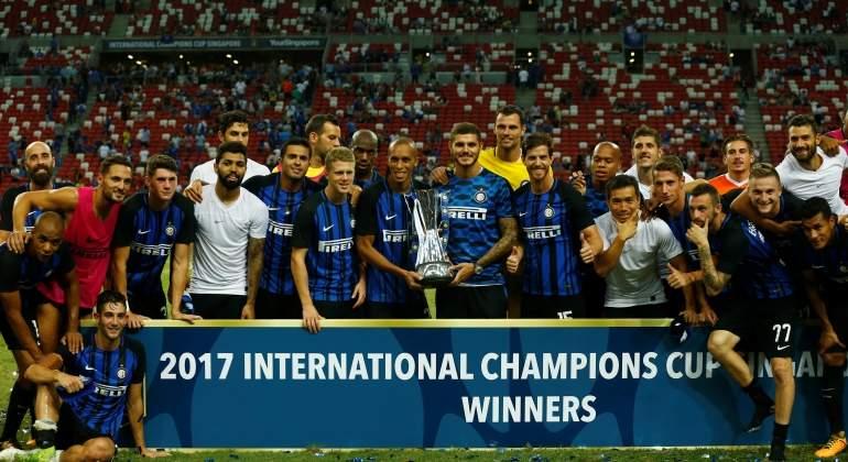 Calendario Inter Champions.Cuando Y Donde Se Jugara La International Champions Cup