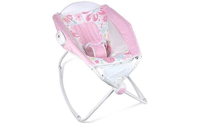 d960fddab Fisher-Price retira una hamaca para bebés tras constatarse más de 30 ...