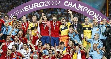 Haga su propia convocatoria de España para la Eurocopa de Francia