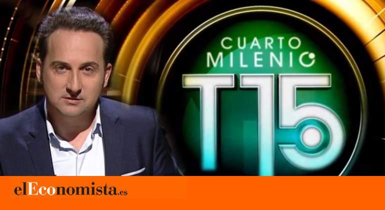 Iker Jiménez y \'Cuarto Milenio\' vuelven este domingo a ...