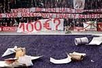 Lluvia de billetes de 500 euros en Bélgica