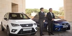 Seat también fabricará el Arona y el León en su planta de Argelia