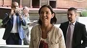 Reyes Maroto asegura que las ayudas de la UE tendrán reflejo en el sector turístico