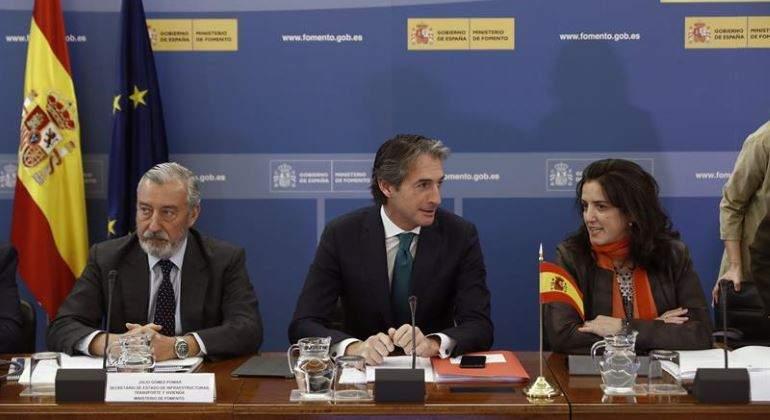 Fomento anuncia una rebaja del 11 5 en las tasas de for Serna v portales