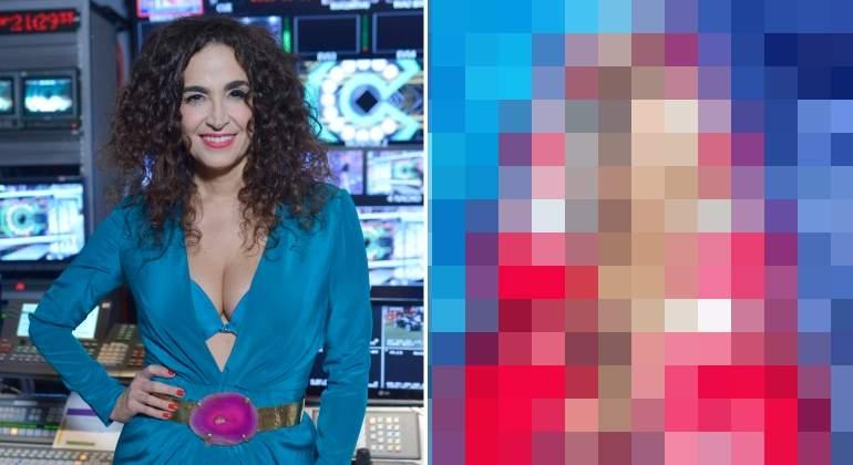 El Desnudo De Cristina Rodríguez Para Celebrar Los 70000 Seguidores