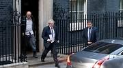 Johnson toma el control directo del Tesoro y entrega todo el poder al Rasputín de la campaña del Brexit