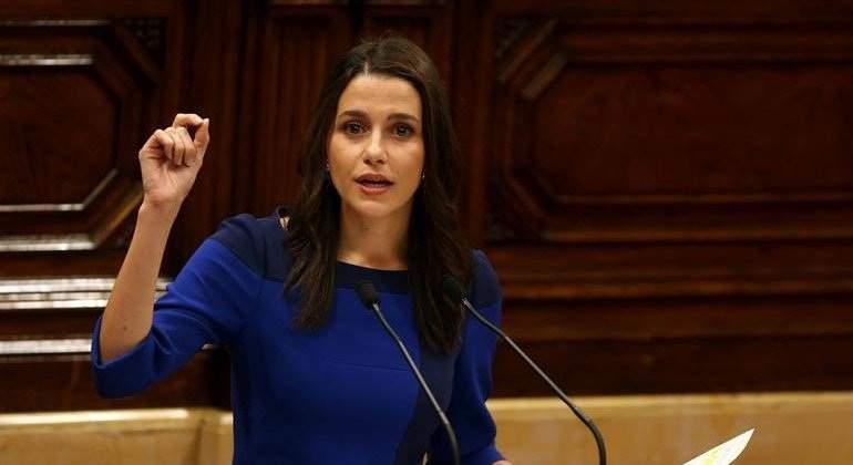 Arrimadas llevará al TC el voto delegado de Comín y Puigdemont