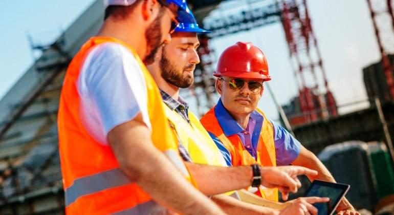 Alerta en la obra: la falta de peones encarece los costes