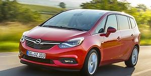 Opel Zafira 2016: la familia siempre es lo primero