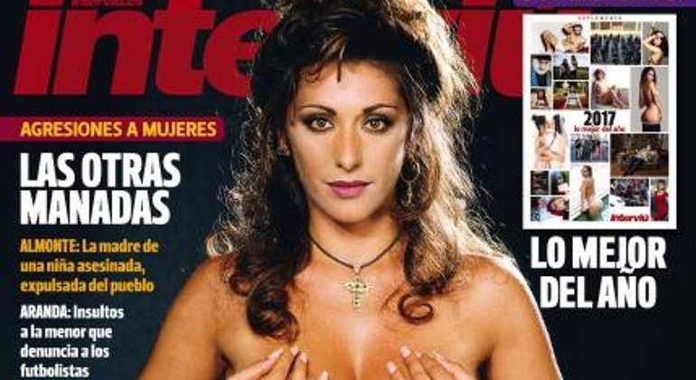 Sabrina Desnuda En Interviú 30 Años Después Del Pezón En Tve Que