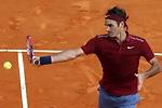 Federer estará en el Masters de Madrid