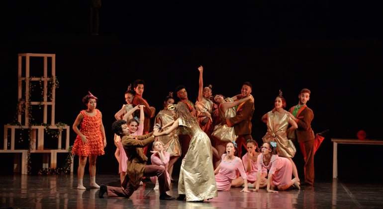 Día Mundial del Teatro, un arte escénica que pierde fuerza en ...
