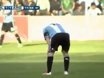 Messi desvela el verdadero motivo de sus misteriosos vómitos