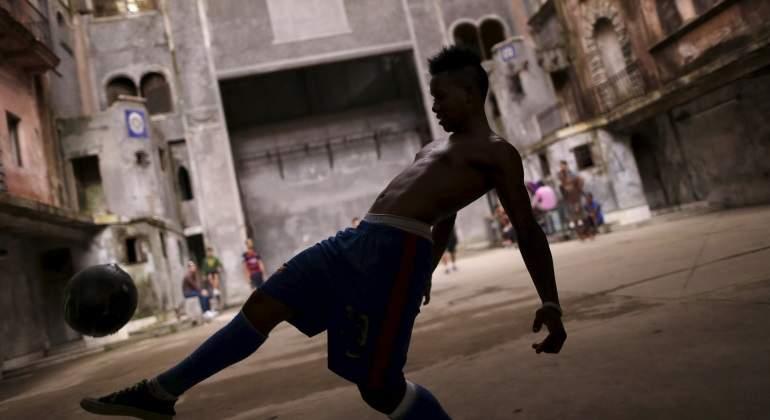 Futbol cubano