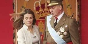 La advertencia de Don Juan Carlos a su nuera Letizia