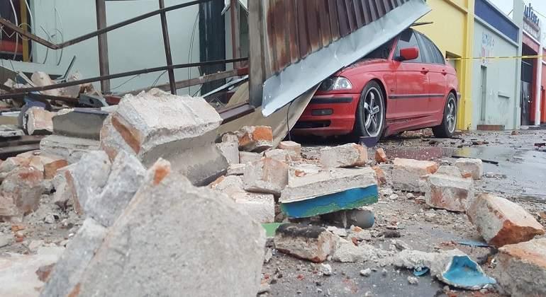 Dos Muertos Tras Terremoto En Guatemala Chiapas Queda Afectado Economiahoy Mx