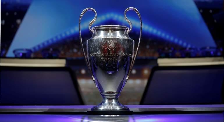 Así queda el sorteo de la Champions League