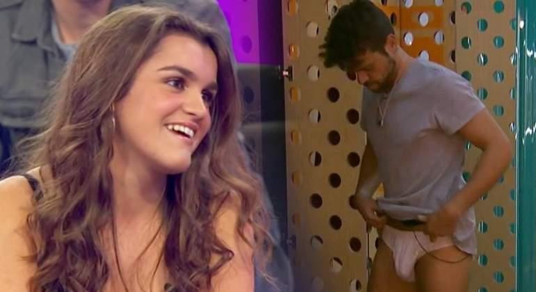 Amaia Se Marca Un Busta Y Pilla Completamente Desnudo A Ricky En