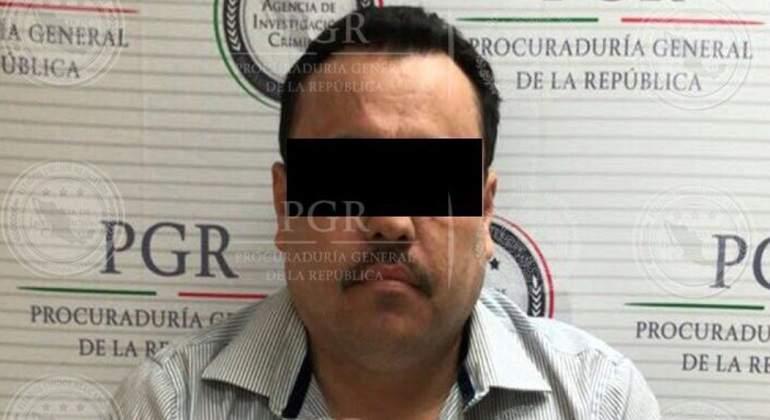 La PGR detiene a ''El Tortillero'' en Querétaro
