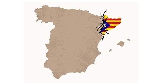 Mapa Economico De España.Mas Sobre El Suicidio Economico De Cataluna Eleconomista Es