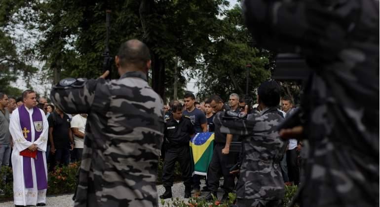 Brasil presenta una cifra alarmante de asesinatos