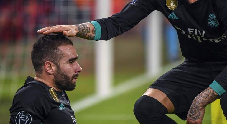 Carvajal e Isco, prácticamente descartados para la vuelta ante el Bayern