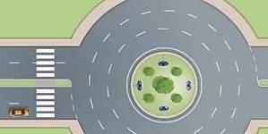 La Guardia Civil insiste: así debe circular por una rotonda, resumido en un vídeo de 2