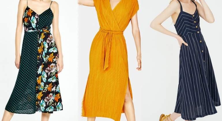 Vestidos de moda para este verano
