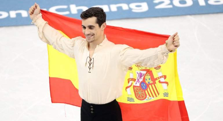 Javier Fernández logra su sueño con el bronce