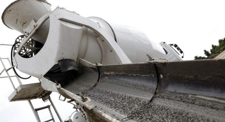 El consumo de cemento cerrará el año con una subida del 10%