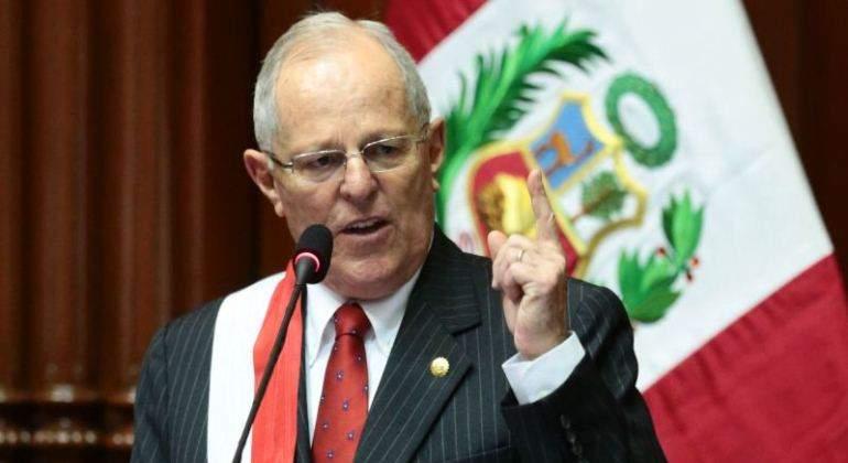 Presentan nuevo pedido de vacancia presidencial contra Kuczynski -  eleconomistaamerica.pe