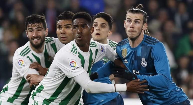 Las cinco señales de alerta que preocupan al Real Madrid tras su victoria frente al Betis