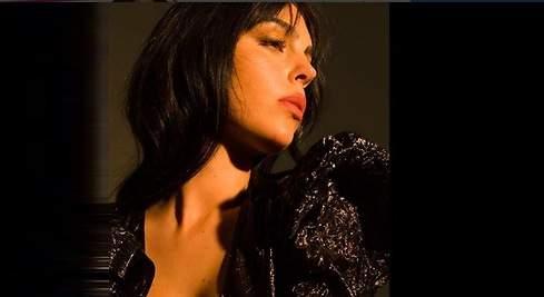 Georgina Rodríguez muestra su escote más generoso hasta la fecha