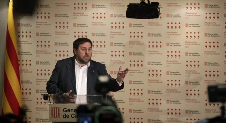 Junqueras: El apoyo a los Presupuestos está condicionado a los avances en la mesa de diálogo